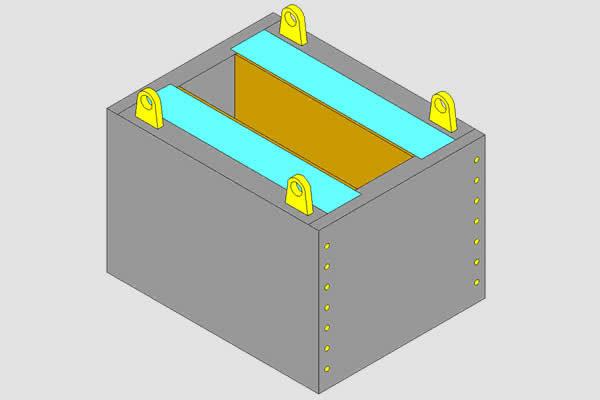 Design For Magnetic Plating Tank