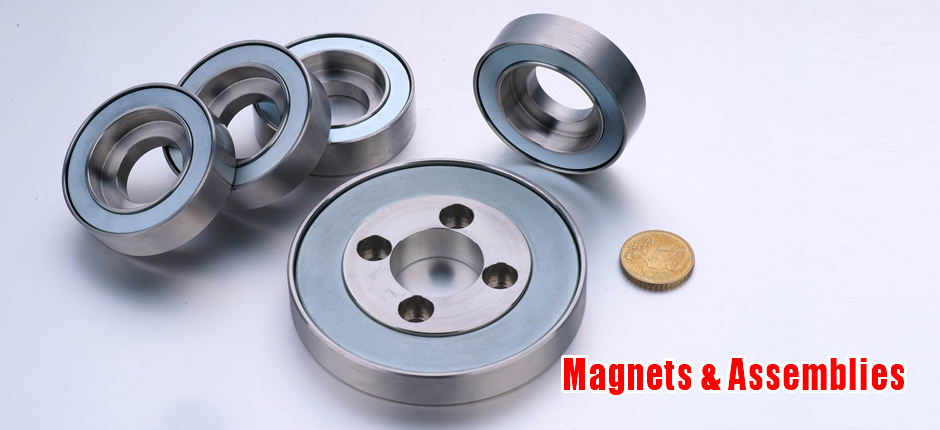 magnets assemblies